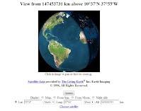 http://www.fourmilab.ch/cgi-bin/uncgi/Earth