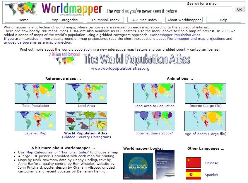http://www.worldmapper.org/index.html